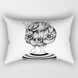 Beauty in bloom Rectangular Pillow