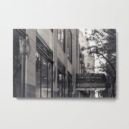 Rainbow Room Metal Print