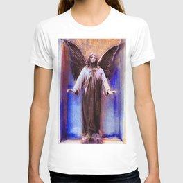 Standing Angel T-shirt