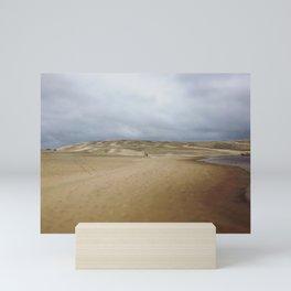 Sand Dune Landscape Mini Art Print