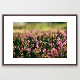 AMONG FRIENDS Framed Art Print