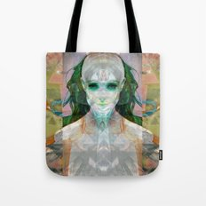 machina ex femina Tote Bag