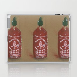 Sriracha Sauce - These are the things I use to define myself Laptop & iPad Skin