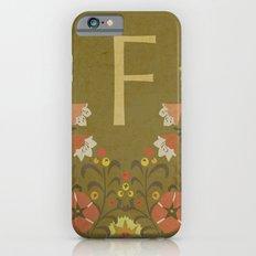 F. iPhone 6s Slim Case