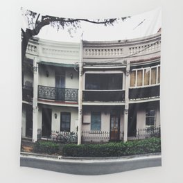 Street View Wall Tapestry