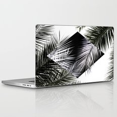 Palm Leaves 3 Geometry Laptop & iPad Skin