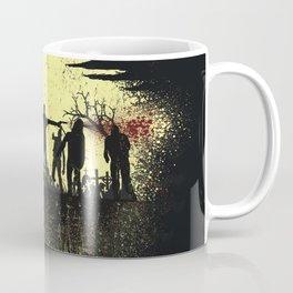 Zombie Shooter Coffee Mug