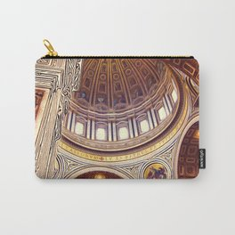 Patterns of Places - Vatican Carry-All Pouch