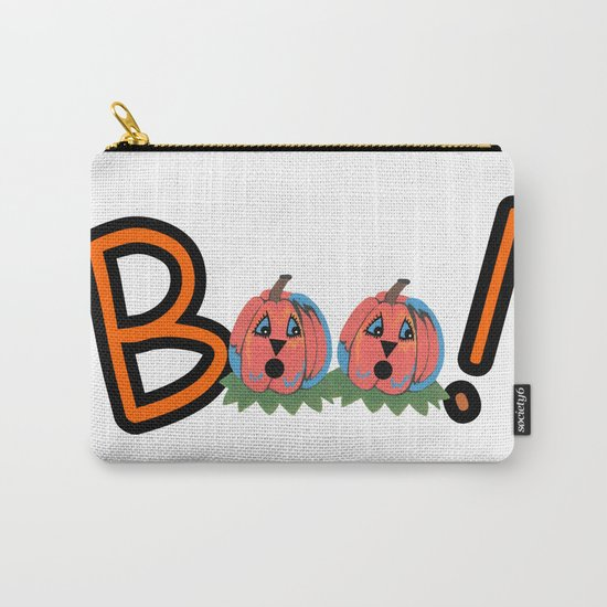 Boo Carry-All Pouch