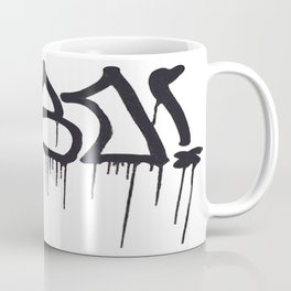 1530 Graffiti Handstyle Coffee Mug