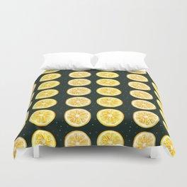Lemons & Oranges Duvet Cover