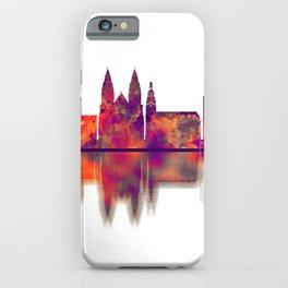 Quito Ecuador Skyline iPhone Case