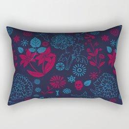 TROPICAL NIGHT Rectangular Pillow