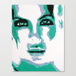 Michaela Canvas Print
