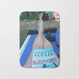 Blasphemy Bath Mat