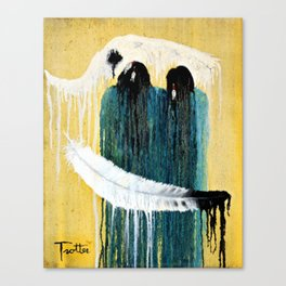 Crying for a Vision Canvas Print