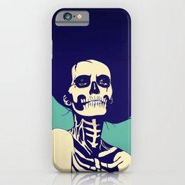Día de las Muertas iPhone Case