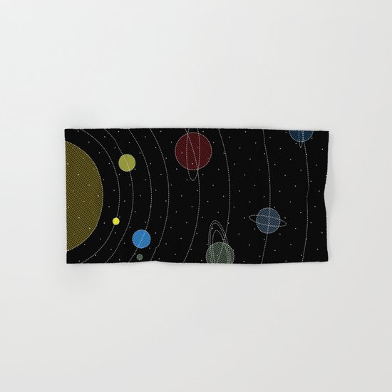 SPACE Hand & Bath Towel