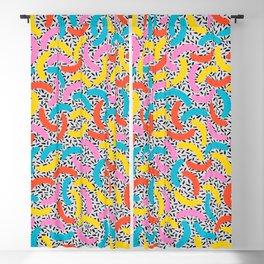 I Love Memphis Patterns Blackout Curtain