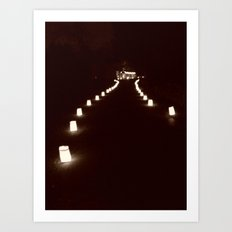The Lumineres Art Print