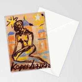 European Capital - Kopenhagen Stationery Cards