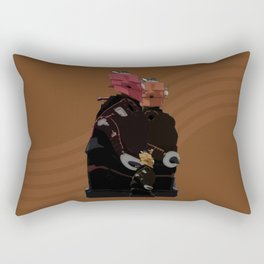 Family Unit Rectangular Pillow