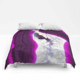 Luminescent Agate Comforters