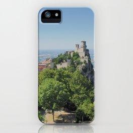 La Fortezza di Guaita iPhone Case