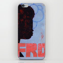 A FRO iPhone Skin