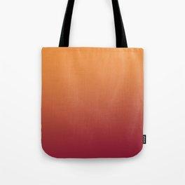 SECOND SUN - Minimal Plain Soft Mood Color Blend Prints Tote Bag