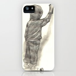 Catchin' tags two iPhone Case