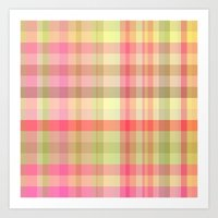 square Art Prints featuring Square 	 by Susann Mielke