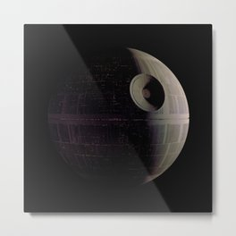 That's no Moon... Metal Print