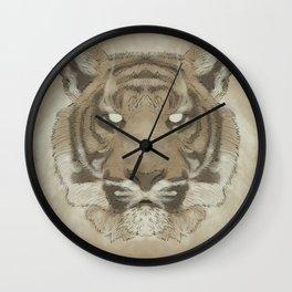 TIGER DAYS Wall Clock