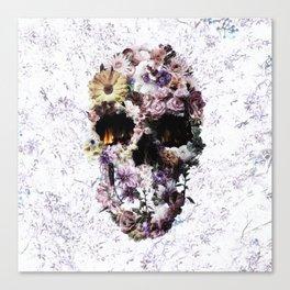 Upland Skull Canvas Print