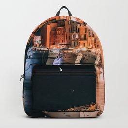 Italian nights #society6 #decor #buyart Backpack