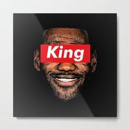 james king Metal Print