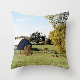 Heartland Farm Throw Pillow
