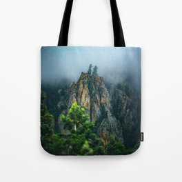 Wasatch Mountains, No. 2 Tote Bag