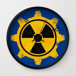 Vault 101 Wall Clock