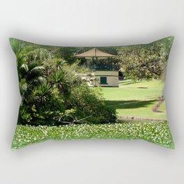 Gazebo Rectangular Pillow
