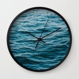 Ocean Waters Wall Clock
