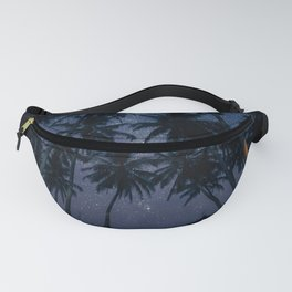 Find Me Under The Palms Fanny Pack
