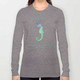 SEACORN Long Sleeve T-shirt