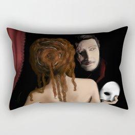 The Phantom Rectangular Pillow