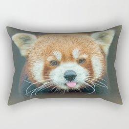 PANDA-RING TO ONE'S TASTE Rectangular Pillow