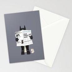 A Bat Sunday Stationery Cards