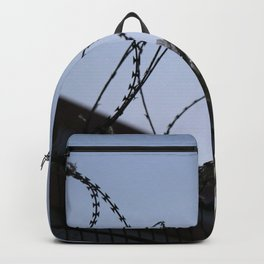 Barbed Wire Sky Backpack