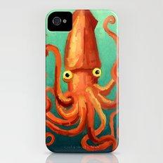 Giant Squid Slim Case iPhone (4, 4s)