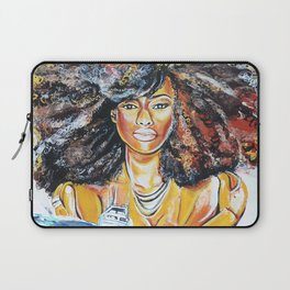 lost without u Laptop Sleeve